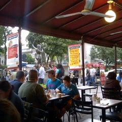 Photo taken at Café Ventura by Felipe S. on 10/13/2012