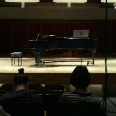 Photo taken at Strauss Performing Arts Center by Jen P. on 11/1/2012
