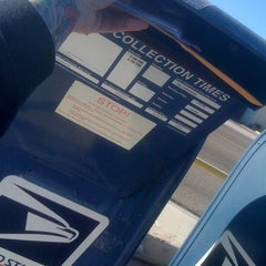 Photo taken at Bullhead City Post Office by Angela C. on 1/3/2013