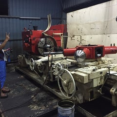 Photo taken at OMS OILFIELD SERVICES by Wan A. on 8/27/2015