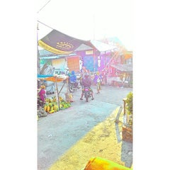Photo taken at Pasar Lawang by andika s. on 9/17/2014