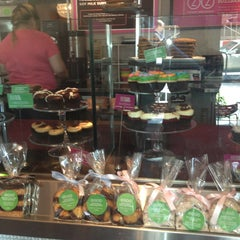 Photo taken at Buzz Bakery by Gellie C. on 7/26/2013
