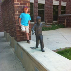 Photo taken at Anderson County Library by Erica L. on 6/22/2013