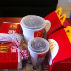 Photo taken at McDonald's by Diego B. on 10/17/2012