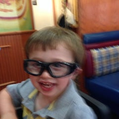 Photo taken at Friendly's by Dave S. on 6/28/2014