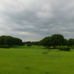 Photo taken at 千葉市昭和の森公園 by 「た」 on 6/30/2013