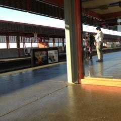 Photo taken at Walnut Creek BART Station by Jessica L. on 7/19/2013