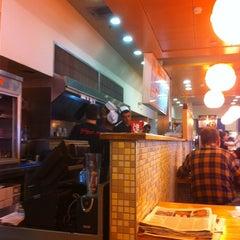 Photo taken at Pancake House (בית הפנקייק) by Shari W. on 12/1/2012