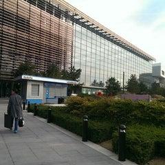Photo taken at Birmingham City University by Daniel D. on 9/22/2014