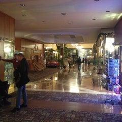 Photo taken at Top Hotel Praha by Aleksandr P. on 1/1/2013