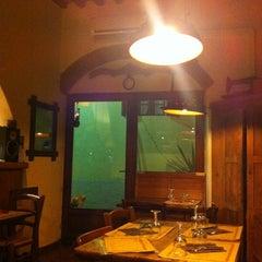 Photo taken at Trattoria da Mirella by Claudia L. on 3/1/2013