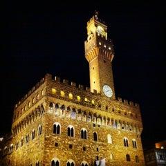 Photo taken at Palazzo Vecchio by Antonio P. on 11/15/2012