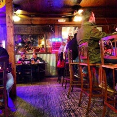Photo taken at Parker Brother's Traildust Steakhouse by Gary G. on 3/8/2014