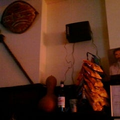 Photo taken at Gojjo Ethiopian Bar & Restaurant by Mm p. on 10/28/2012