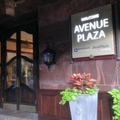 Photo taken at Avenue Plaza Resort by Enrico P. on 10/9/2014