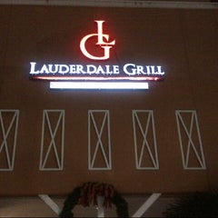 Photo taken at Lauderdale Grill by Kathlene S. on 12/17/2012