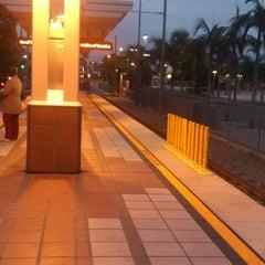 Photo taken at Willow Metro Station by Tina J. on 7/11/2014