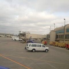Photo taken at Kansas City International - Terminal B Parking by George C. on 3/11/2013