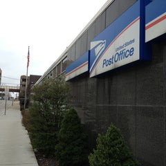 Photo taken at US Post Office by George C. on 4/16/2013