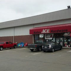 Photo taken at Bates Ace Hardware by John S. on 10/17/2013