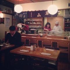 Photo taken at Izakaya Ariyoshi by Jeff G. on 1/27/2013