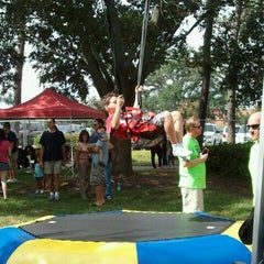 Photo taken at Pensacola Seafood Festival by Donella R. on 9/29/2012