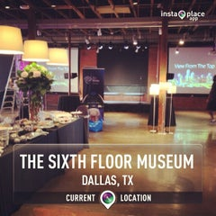 Photo taken at The Sixth Floor Museum by Eric M. on 6/6/2013
