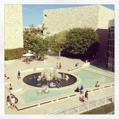 Photo taken at J. Paul Getty Museum by Sam U. on 7/12/2013