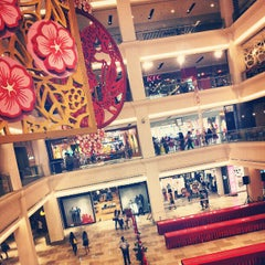 Photo taken at Johor Bahru City Square by Victor Q. on 2/15/2013