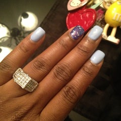 Photo taken at Generation Nails by Anitra B. on 11/22/2013