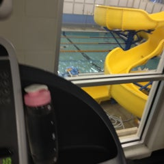 Photo taken at South City YMCA by Angie M. on 5/5/2013