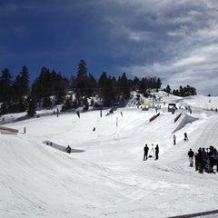 Photo taken at Bear Mountain Ski Resort by Karon W. on 3/2/2013