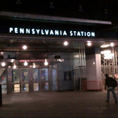 Photo taken at New York Penn Station by Mr. Boom on 5/3/2013