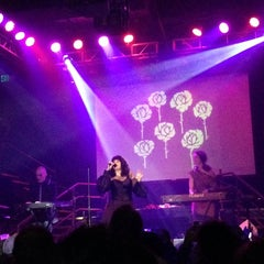 Photo taken at DNA Lounge by Carmen on 10/10/2013