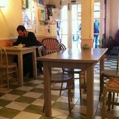 Photo taken at Cafè Camèlia by Joaquin P. on 1/3/2013