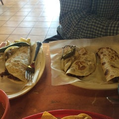 Photo taken at Tacos Del Julio by Kara C. on 3/25/2015