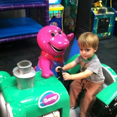 Photo taken at Chuck E. Cheese's by Travis on 9/22/2012