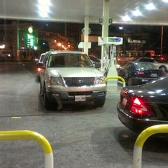 Photo taken at BP by Mrs T. on 11/7/2012