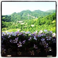 Photo taken at Il rifugio dei Marsi by Dario A. on 6/9/2013