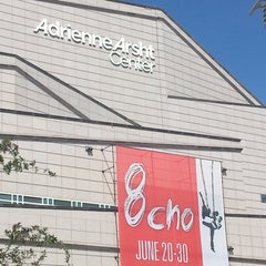 Photo taken at Adrienne Arsht Center for the Performing Arts by Felicia T. on 6/30/2013