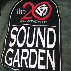 Photo taken at The Sound Garden by Edward W. on 3/23/2013