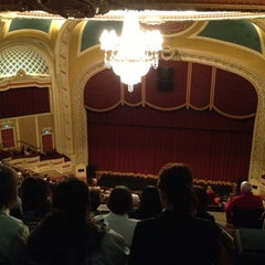 Photo taken at Orpheum Theatre by Adriane M. on 12/8/2012