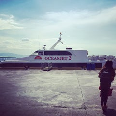 Photo taken at Port of Calapan by Ria Z. on 5/28/2015
