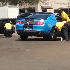 Photo taken at Mister Car Wash by Clay K. on 4/11/2014
