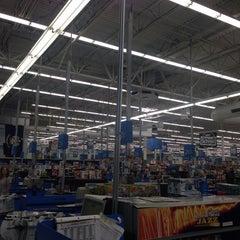 Photo taken at Walmart Supercenter by Bob V. on 7/13/2014