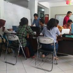 Photo taken at Gedung Ilmu Komputer (GIK) by Basytyan K. on 12/5/2012