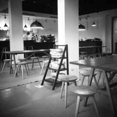 Photo taken at 1/15 Coffee by Fabian M. on 1/9/2013