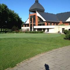 Photo taken at Club de golf La Prairie by Paul T. on 6/30/2013