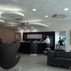 Photo taken at Sala VIP Centurion Club by Jorge S. on 12/25/2012