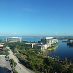Photo taken at The Westin Tampa Bay by Richard C. on 6/25/2013